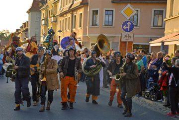 Weinfest- Theaterfestival Radebeul
