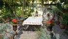 ferienhaus ferienwohnung Garten Dreiseitenhof Radebeul