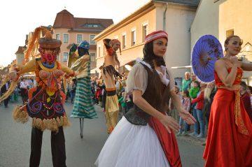 Weinfest und Theaterfestival in Radebeul